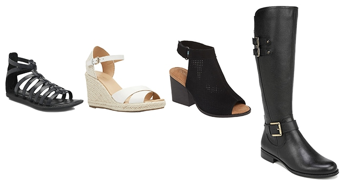 shoes for maxi dresses | 40plusstyle.com