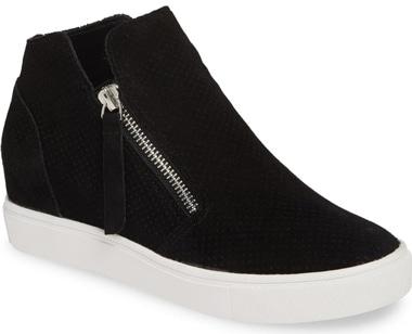 Steven Madden 'Caliber' high top sneaker | 40plusstyle.com