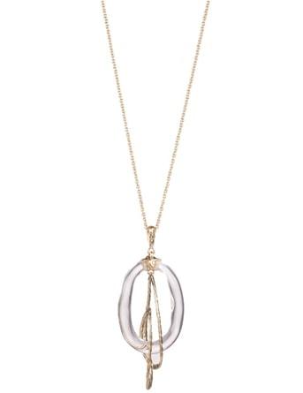 orbiting necklace | 40plusstyle.com