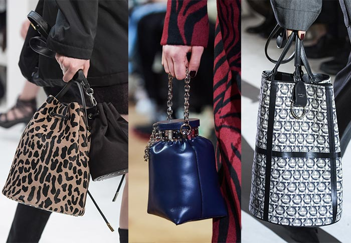 Fall handbag trends: Bucket bags | 40plusstyle.com