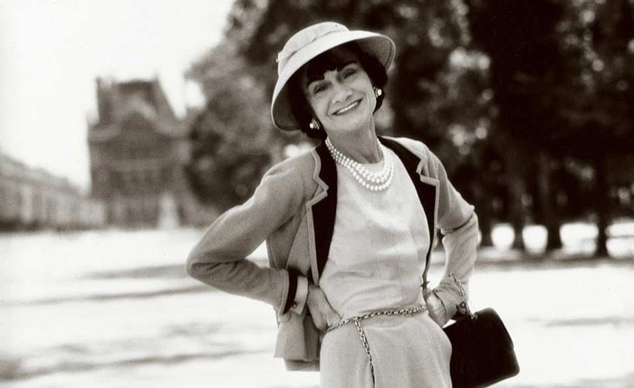 Coco Chanel on accessorizing | 40plusstyle.com