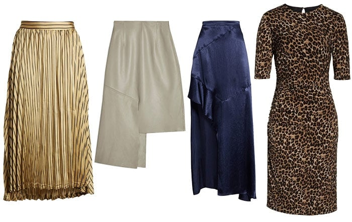 skirts and dresses in the latest fashion trends | 40plusstyle.com