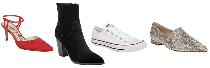 Shoes to go with your classic style clothing | 40plusstyle.com