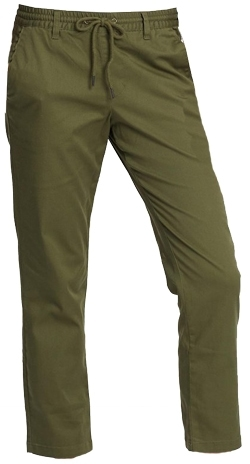 Volcom travel pants | 40plusstyle.com