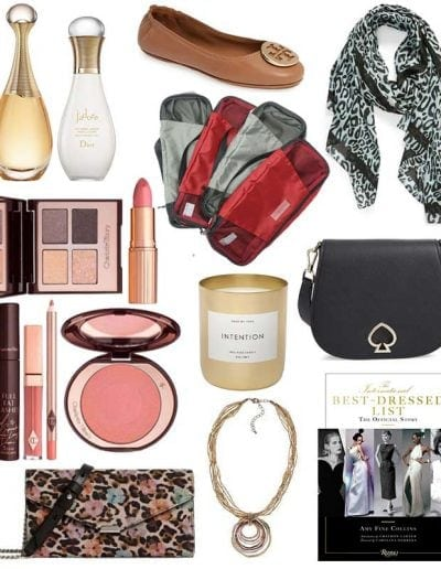 Best holiday gift ideas for women over 40 | 40plusstyle.com