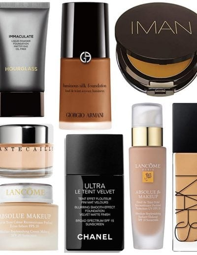 The best foundations for mature skin | 40plusstyle.com