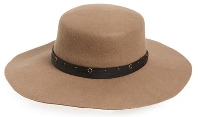 Frye boater hat | 40plusstyle.com