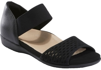 arch support shoes - Earth sandal | 40plusstyle.com