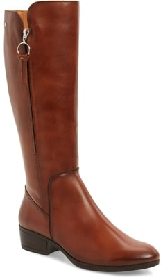 arch support boots - PIKOLINOS riding boot | 40plusstyle.com