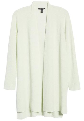 Eileen Fisher cardigan | 40plusstyle.com
