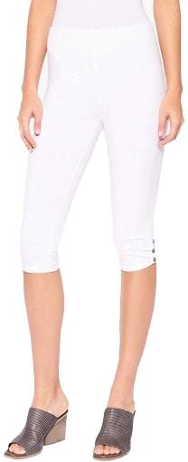knee-high leggings | 40plusstyle.com