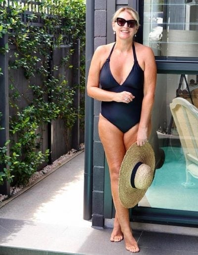 20 Of The Best One-Piece Bathing Suits For Women Over 40 | 40plusstyle.com