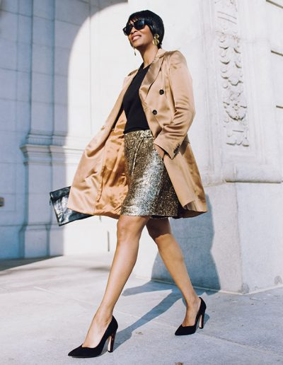 How to dress for a Christmas party: 11 outfit ideas | 40plusstyle.com