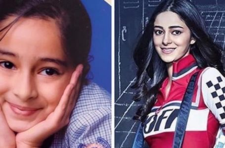 चंकी पांडे की बेटी अनन्या उतरी बॉलीवुड में इस फिल्म मे आएगी नजर !