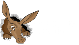 Aardvark Moving Logo