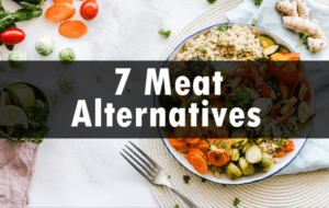 7 meat alternatives – beans with most protein