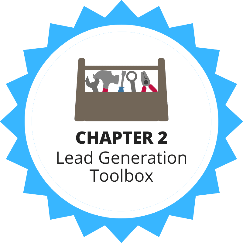 Lead Generation Website Toolbox