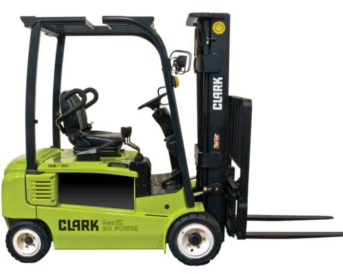 Electric four-wheel forklift GEX16-20s (1)