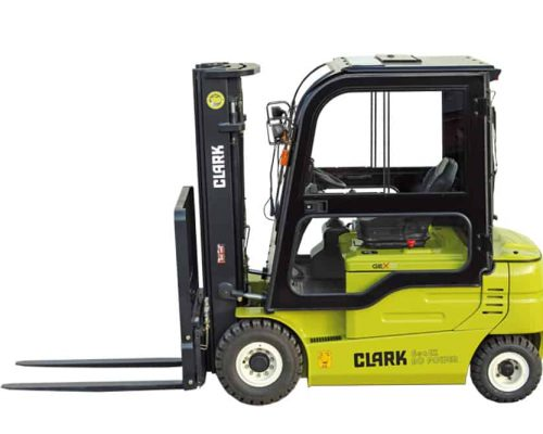 Electric four-wheel forklift GEX20-30sL (2)