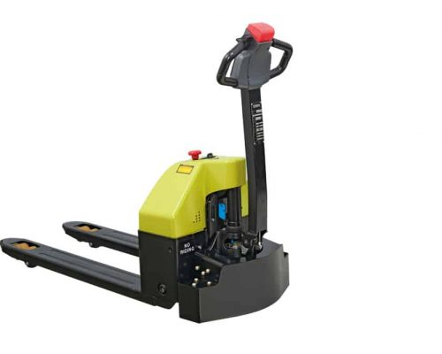Electric low lift pallet truck WP15 (1)