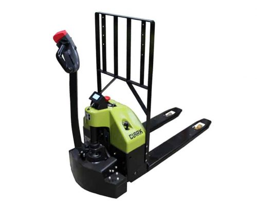 Electric low lift pallet truck WP15 (5)