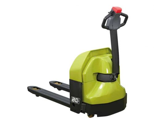 Electric low lift pallet truck WPX18 (1)