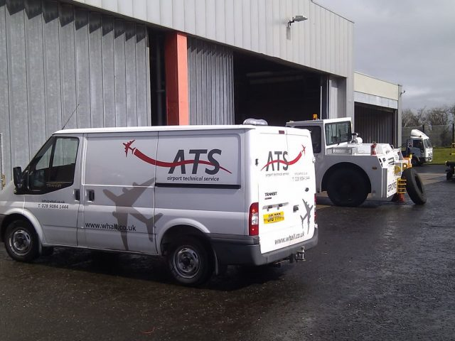 GSE Maintenance from ATS Belfast