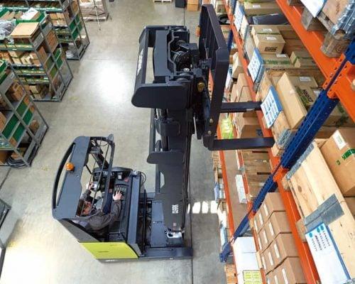 Reach Truck SRX1416 (5)