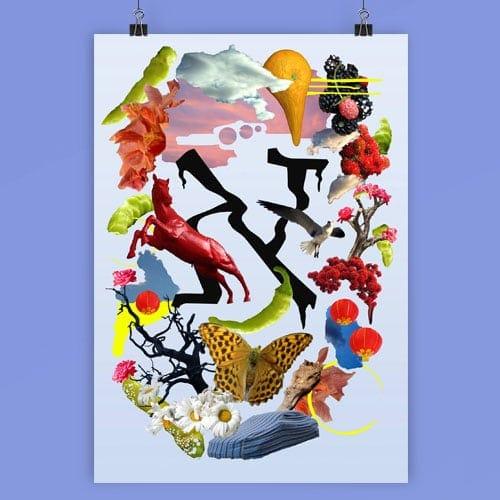 עמית נעמני - עיצוב סדרת כרזות