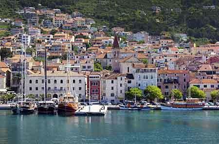 Makarska City – The Heart of the Riviera