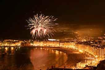 Semana Grande – Great Week San Sebastian, Spain, 14 – 21 August 2021
