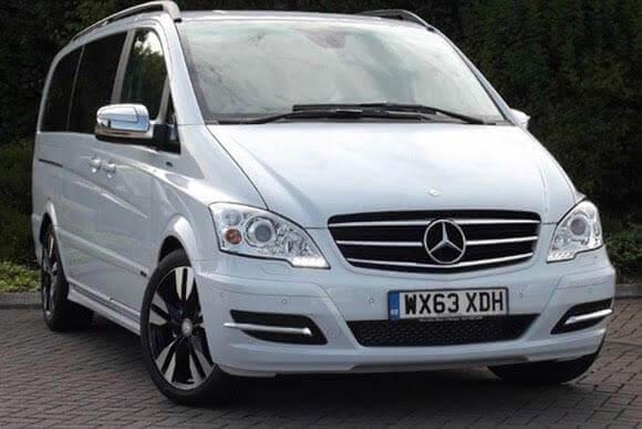 Mercedes  Vaino MPV
