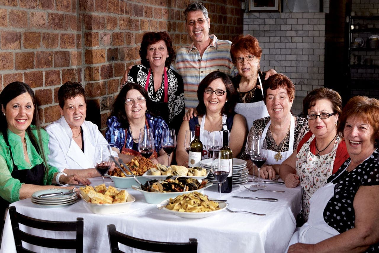 Real Italian Cooking With The 'Nonnas' Who Know It Best Enoteca Maria