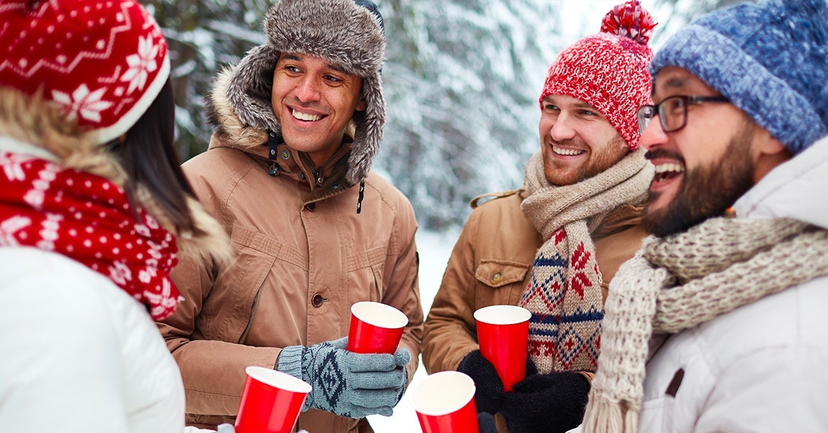 How to dress for the winter in America