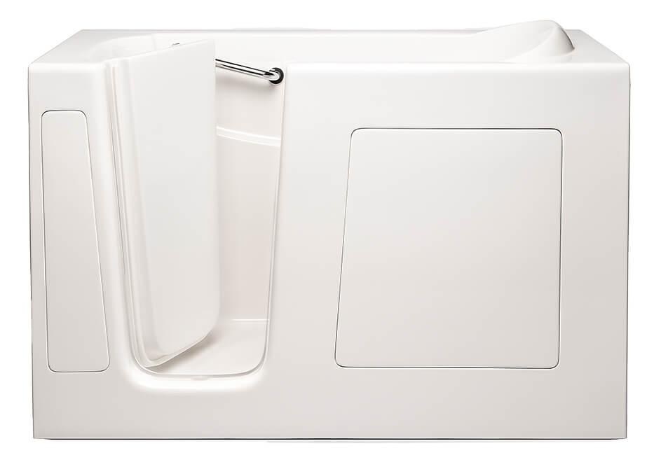CARE 3060 walk-in tub with door open