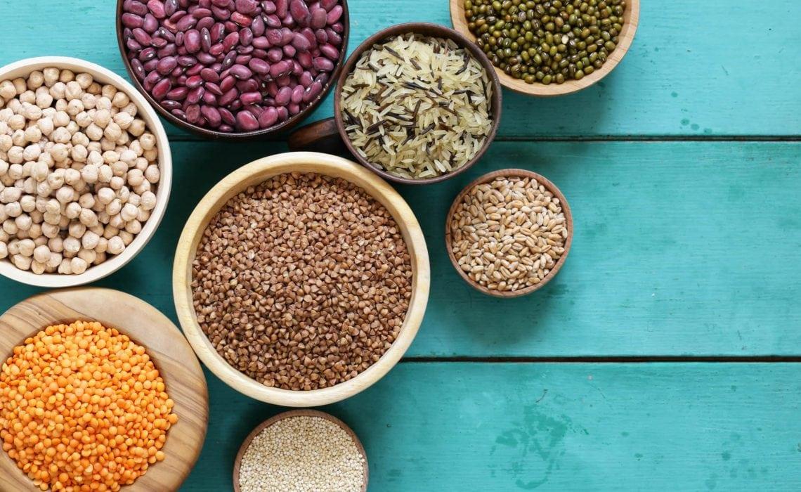 various-cereals-P88GVFE