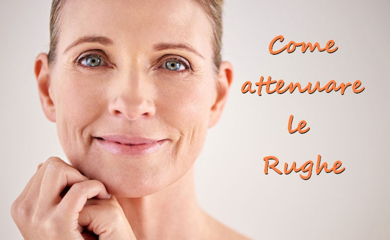 Come attenuare le rughe