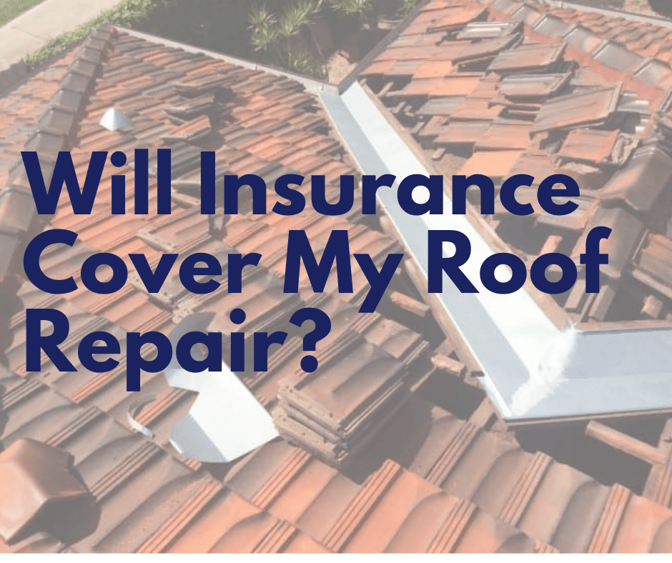 Roof Leak Repairs with Insurance
