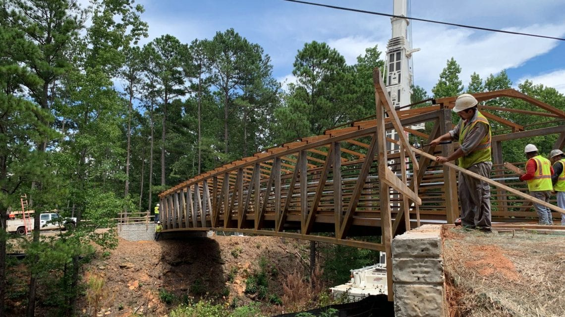 Bridging the PATH: Henry County Trail Under Construction