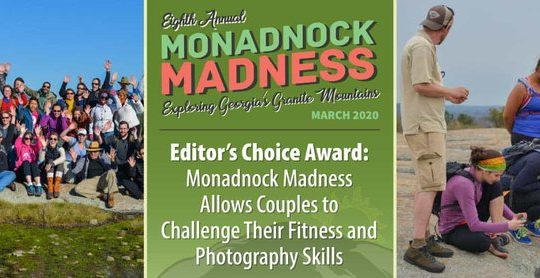 Editor's Choice Award: Monadnock Madness Allows Couples to Challenge Their Fitness and Photography Skills