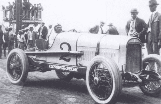Racing Proud: Lithonia's Forgotten Racecar History