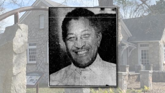 Military Monday: Meet Lucious Sanders