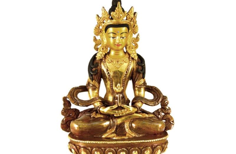Statue Amitayus Buddha
