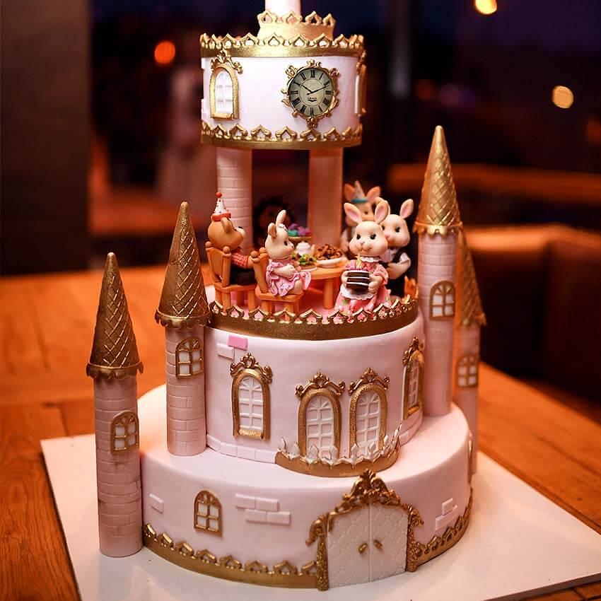 Кенди бар и торт на заказ на день рождения Киев