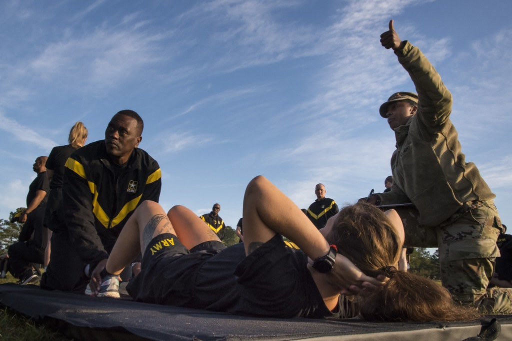 Are Sit Ups Causing Your Lower Back Pain? Why the Army, Navy & Marines Are Ditching Sit Ups