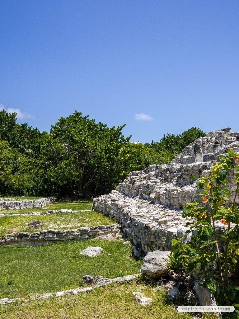 El Rey ruins, Cancun Hotel Zone