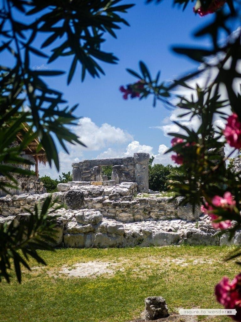 El Rey Ruins, Cancun