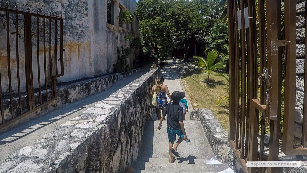 El Rey Mayan Ruins, Cancun Hotel Zone
