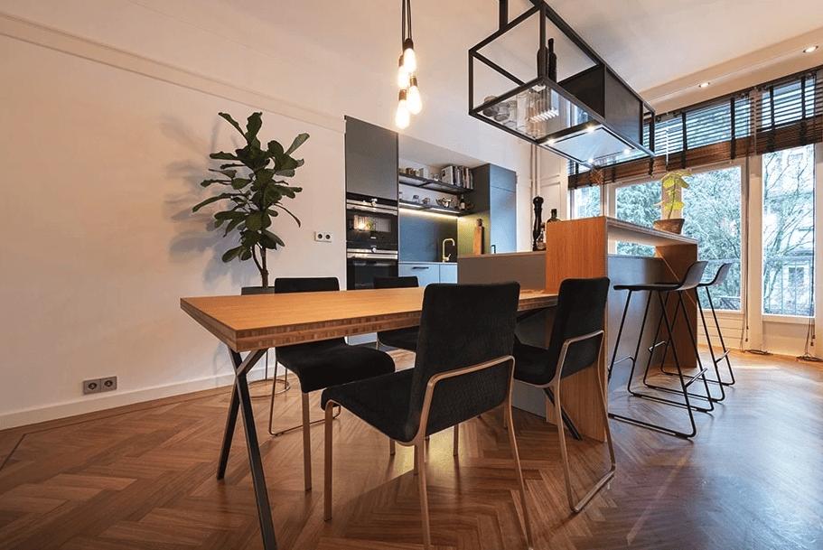 Keuken Met Moderne Look Laten Maken Bergschenhoek