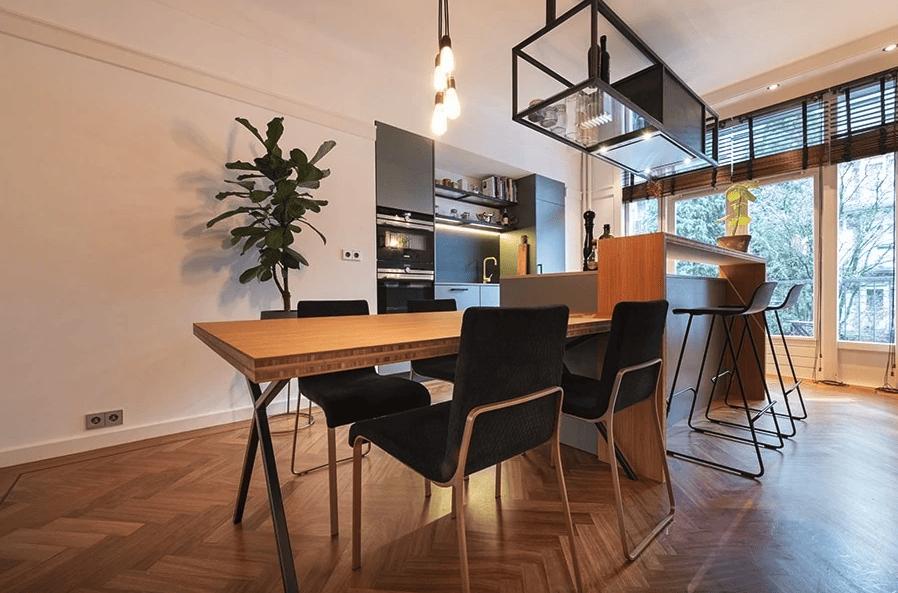 Moderne Keuken Op Maat Laten Maken Bergschenhoek